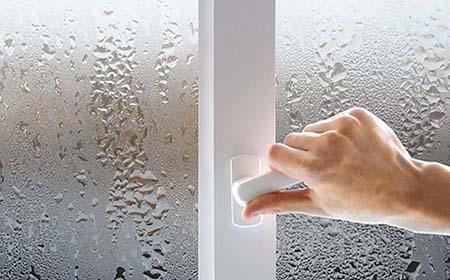 Запотевают ли пластиковые окна?