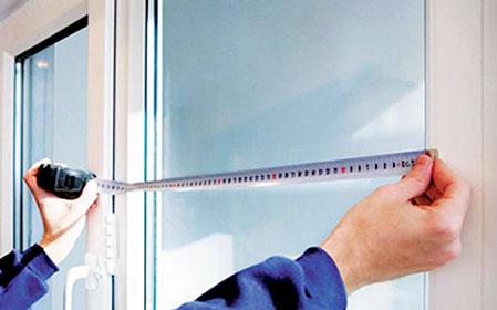 Как правильно измерить оконные проемы