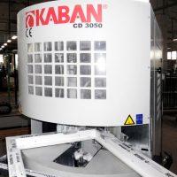4 линии автоматической зачистки сварочных швов «Kaban»
